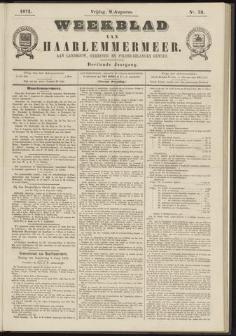 Weekblad van Haarlemmermeer 1872-08-09