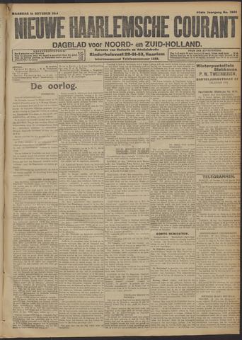 Nieuwe Haarlemsche Courant 1914-10-19