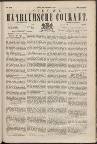 Nieuwe Haarlemsche Courant 1885-09-13