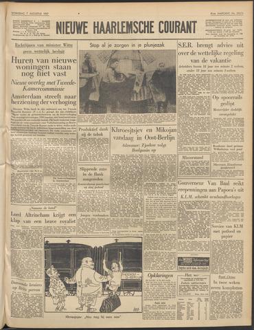 Nieuwe Haarlemsche Courant 1957-08-07