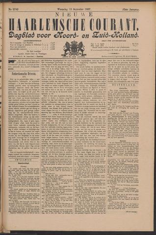 Nieuwe Haarlemsche Courant 1897-09-15