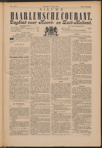 Nieuwe Haarlemsche Courant 1899-06-17