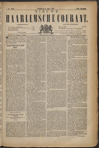 Nieuwe Haarlemsche Courant 1892-06-09