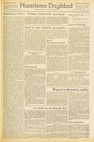 Haarlem's Dagblad 1945-08-02