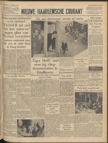 Nieuwe Haarlemsche Courant 1956-09-17