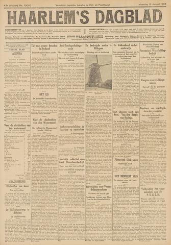Haarlem's Dagblad 1926-01-18
