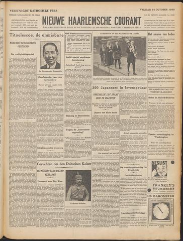 Nieuwe Haarlemsche Courant 1932-10-14