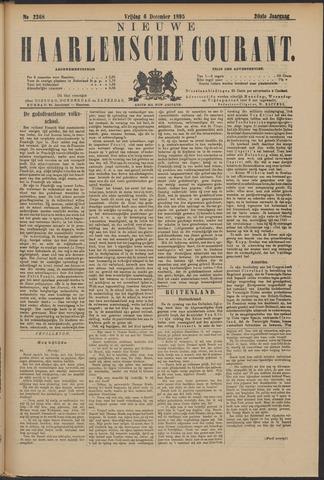 Nieuwe Haarlemsche Courant 1895-12-06