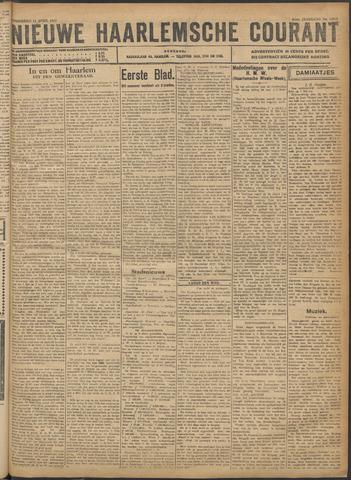 Nieuwe Haarlemsche Courant 1921-04-14