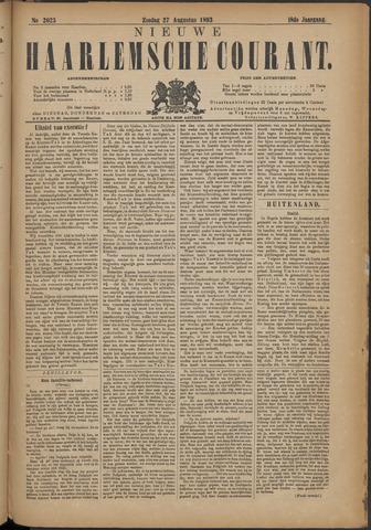 Nieuwe Haarlemsche Courant 1893-08-27