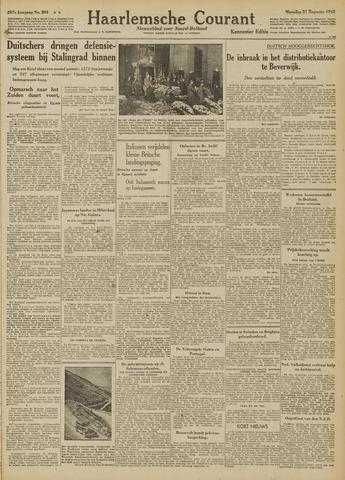 Haarlemsche Courant 1942-08-31