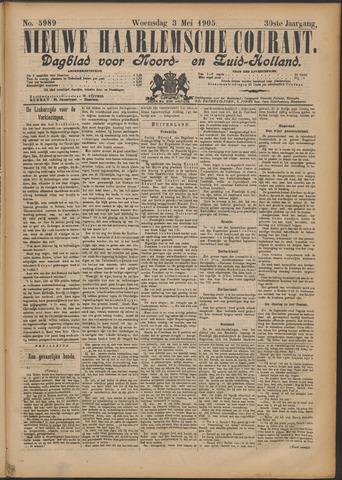 Nieuwe Haarlemsche Courant 1905-05-03
