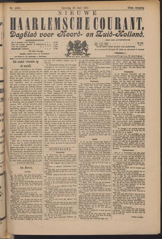 Nieuwe Haarlemsche Courant 1901-06-22