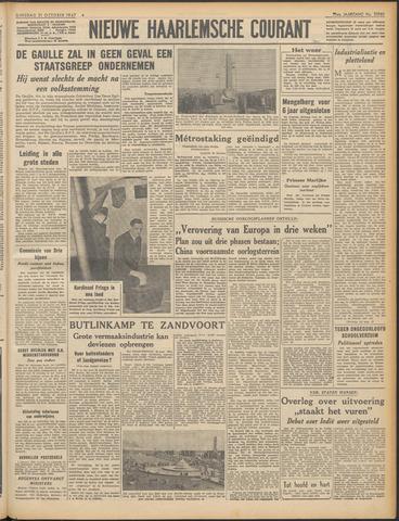 Nieuwe Haarlemsche Courant 1947-10-21
