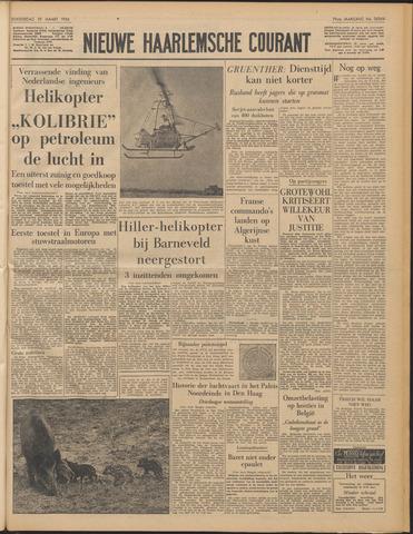 Nieuwe Haarlemsche Courant 1956-03-29