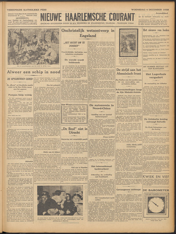 Nieuwe Haarlemsche Courant 1935-12-04