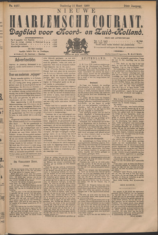 Nieuwe Haarlemsche Courant 1900-03-15