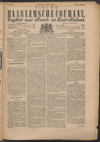 Nieuwe Haarlemsche Courant 1901-03-28