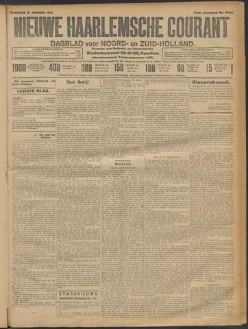 Nieuwe Haarlemsche Courant 1913-01-21