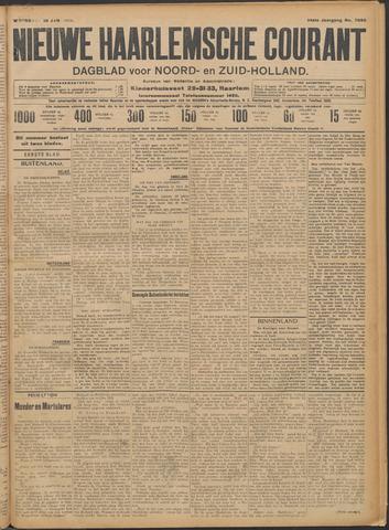 Nieuwe Haarlemsche Courant 1910-01-19