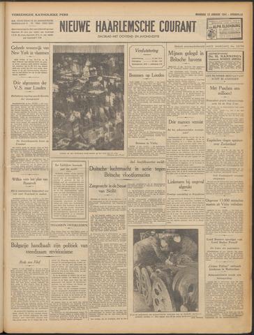 Nieuwe Haarlemsche Courant 1941-01-13