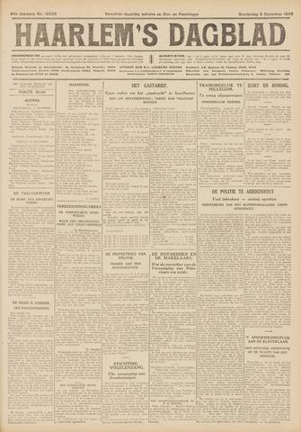 Haarlem's Dagblad 1926-12-09