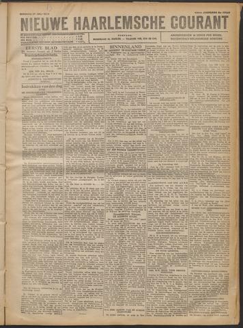 Nieuwe Haarlemsche Courant 1920-07-27