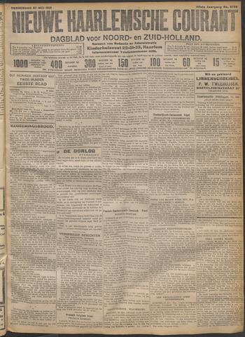 Nieuwe Haarlemsche Courant 1915-05-27