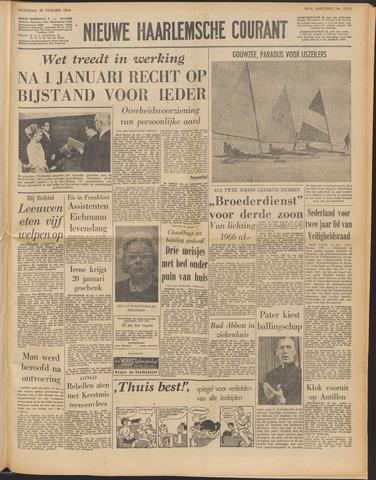 Nieuwe Haarlemsche Courant 1964-12-30