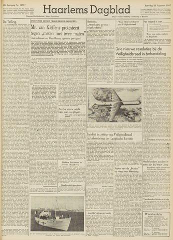 Haarlem's Dagblad 1947-08-23