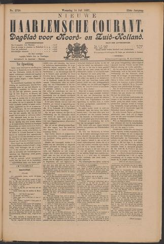 Nieuwe Haarlemsche Courant 1897-07-14