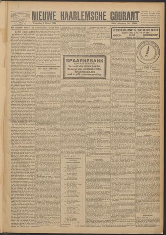 Nieuwe Haarlemsche Courant 1924-03-05