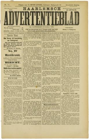 Haarlemsch Advertentieblad 1895-10-05