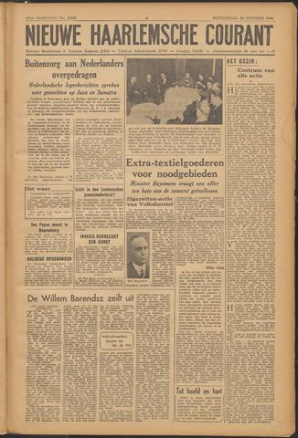 Nieuwe Haarlemsche Courant 1946-10-24