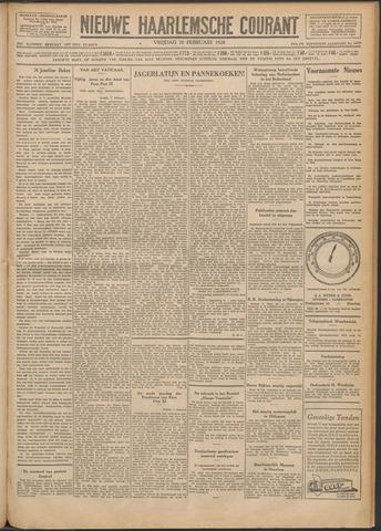 Nieuwe Haarlemsche Courant 1928-02-10