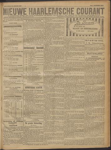 Nieuwe Haarlemsche Courant 1919-01-25