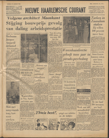 Nieuwe Haarlemsche Courant 1965-01-12