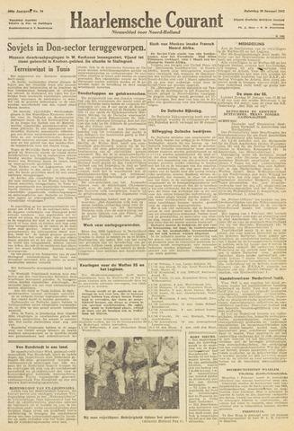 Haarlemsche Courant 1943-01-30