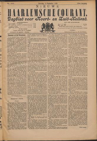 Nieuwe Haarlemsche Courant 1898-09-10