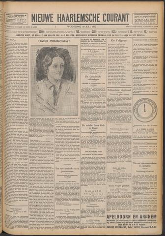 Nieuwe Haarlemsche Courant 1930-07-30