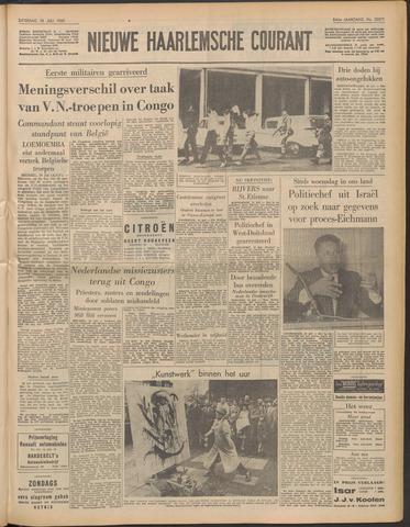 Nieuwe Haarlemsche Courant 1960-07-16