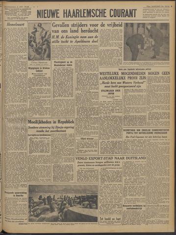 Nieuwe Haarlemsche Courant 1948-05-05