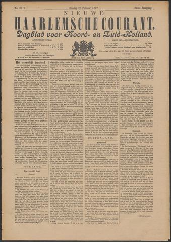 Nieuwe Haarlemsche Courant 1897-02-23