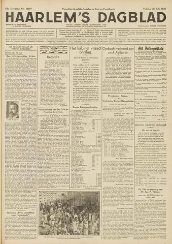 Haarlem's Dagblad 1935-07-26