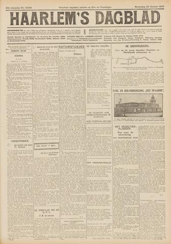 Haarlem's Dagblad 1926-10-20