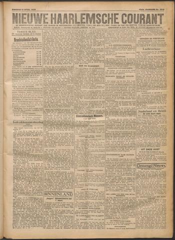 Nieuwe Haarlemsche Courant 1920-04-13