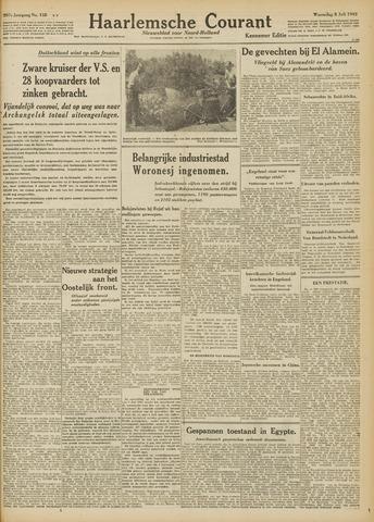 Haarlemsche Courant 1942-07-08