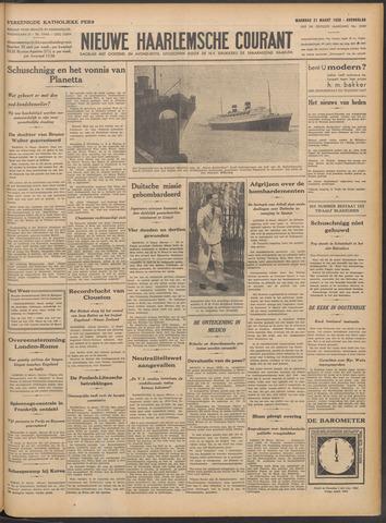 Nieuwe Haarlemsche Courant 1938-03-21