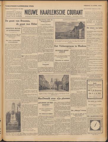 Nieuwe Haarlemsche Courant 1933-04-14