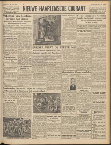 Nieuwe Haarlemsche Courant 1949-05-02